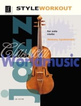 Style Workout Aleksey Igudesman Partition Violon - laflutedepan.com