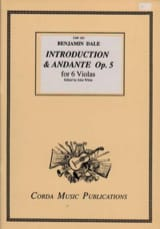 Introduction and Andante Opus 5 - 6 Altos - laflutedepan.com