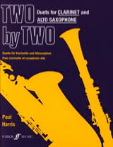Two by Two - Paul Harris - Partition - Duos - laflutedepan.com