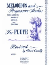 Melodious and Progressive Studies for Flute Book 1 laflutedepan.com
