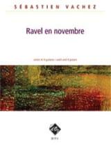 Ravel en novembre - 4 guitares et violon laflutedepan.com
