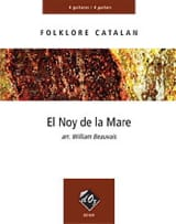 El Noy De la Mare - Traditionnel - Partition - laflutedepan.com