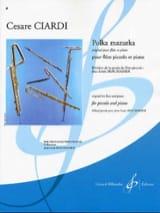 Cesare Ciardi - Polka Mazurka - Sheet Music - di-arezzo.com