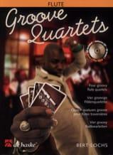 Groove Quartets - Flûtes Bert Lochs Partition laflutedepan.com