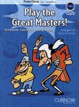 Play The Great Masters ! Flûte Ou Hautbois - laflutedepan.com