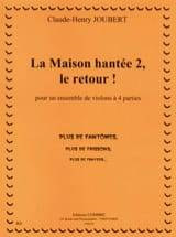 Claude-Henry Joubert - Haunted House 2, Return - Sheet Music - di-arezzo.com