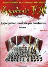 Symphonic FM Volume 1 - les Bois - laflutedepan.com
