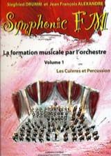 Symphonic FM Volume 1 - les Cuivres et Percussions laflutedepan.com
