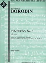 Alexandre Borodine - Symphony N ° 2 In B Minor - Score - Sheet Music - di-arezzo.co.uk