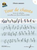Tour de Chants Volume 1 - Jean-Clément Jollet laflutedepan.com