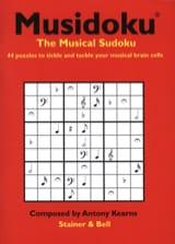 Musidoku - Kearns Antony - Partition - laflutedepan.com
