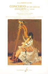 Concerto en do min. pour harpe Elias Parish-Alvars laflutedepan