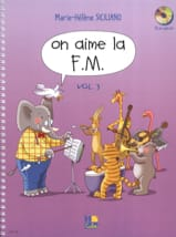 On Aime la FM - Volume 3 SICILIANO Partition laflutedepan.com