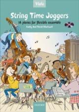 String Time Joggers – Viola  Partition Alto - laflutedepan.com