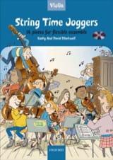 String Time Joggers -Violon Partition Violon - laflutedepan.com