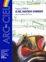 Francis Coiteux - El hermoso Oboe durmiendo - Partitura - di-arezzo.es