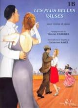 Les plus belles valses - 1B -Violon Vincent Charrier laflutedepan.com
