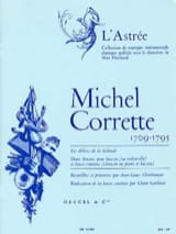 Les délices de la solitude - Michel Corrette - laflutedepan.com