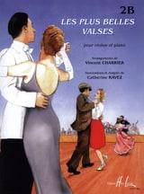Vincent Charrier - Les Plus Belles Valses Vol.2b - Partition - di-arezzo.fr