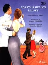 Vincent Charrier - Les plus belles valses - 3b –Violon - Partition - di-arezzo.fr