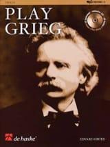 Play Grieg - Violon Edvard Grieg Partition Violon - laflutedepan.com