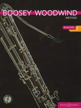 The Boosey Woodwind Method Vol 1 +cd Chris Morgan laflutedepan.com