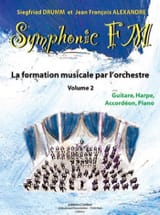 DRUMM Siegfried / ALEXANDRE Jean François - Symphonic FM Volume 2 - Guitar-Harp-Accordion-Piano - Sheet Music - di-arezzo.co.uk