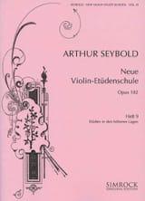 New Violin Study School Op.182 - Cahier 9 laflutedepan.com