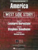Leonard Bernstein - America - Young Band - Score Parts - Sheet Music - di-arezzo.com