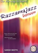 Razzamajazz For Bassoon Sarah Watts Partition laflutedepan.com