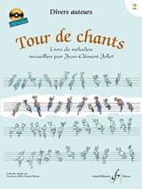Tour de Chants Volume 2 - Jean-Clément Jollet - laflutedepan.com