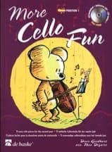 More Cello Fun Goedhart / Dezaire Partition laflutedepan.com