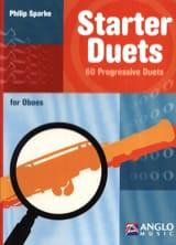 Starter Duets For Oboes Philip Sparke Partition laflutedepan.com