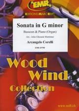 CORELLI - Sonata in G minor - Sheet Music - di-arezzo.com