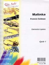 Francis Coiteux - Malinka - Sheet Music - di-arezzo.co.uk