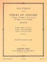 Pièces en Concert -conducteur + Parties laflutedepan.com
