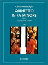 Quintetto in fa minore - Parties de cordes laflutedepan.com