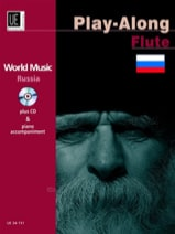 Traditionnel - World Music - Russia – flute Piano - Partition - di-arezzo.fr