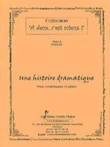 Une Histoire Dramatique Pascal Proust Partition laflutedepan.com