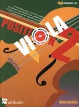 Viola Position 2 - Nico Dezaire - Partition - Alto - laflutedepan.com