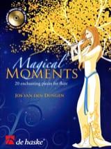 Magical Moments - Jos van den Dungen - Partition - laflutedepan.com
