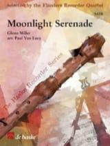 Moonlight Serenade Miller Glen / Van Loey Partition laflutedepan.com