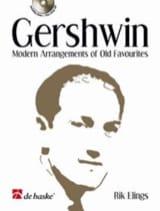 Gershwin Modern Arrgts Of Old Favourites laflutedepan.com