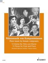 Flute Music By Female Composers Partition laflutedepan.com