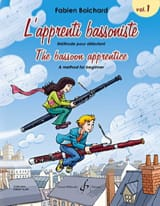 Fabien Boichard - The Bassoon Apprentice Volume 1 - Sheet Music - di-arezzo.com