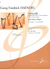 HAENDEL - Passacaille - Celtic Harp - Sheet Music - di-arezzo.co.uk