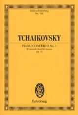 Piotr Illitch Tchaikovski - Klavier-Konzert Nr. 1 B-Moll - Partition - di-arezzo.fr