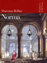 Vincenzo Bellini - La Norma - Partition - di-arezzo.fr