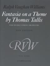 Fantasia on a theme by Thomas Tallis Score laflutedepan