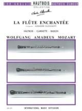 La Flûte Enchantée Ouzounoff MOZART Partition Trios - laflutedepan.com